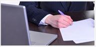 履歴書・職務経歴書の書き方のイメージ